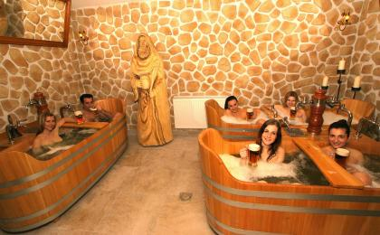 Prague beer spa party - private group