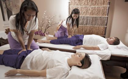 Royal Thai massage Prague