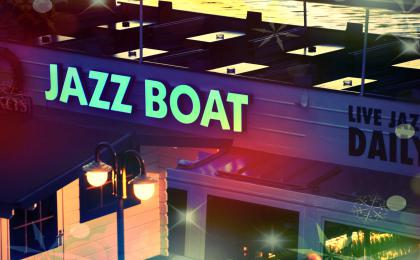 Jazz boat - jazz and dine in Prague