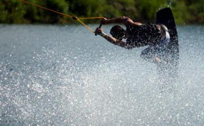 Wakeboarding Prague