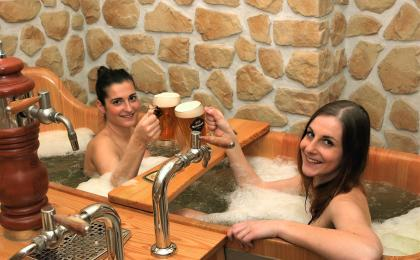 Bernard beer spa Prague - Plaza