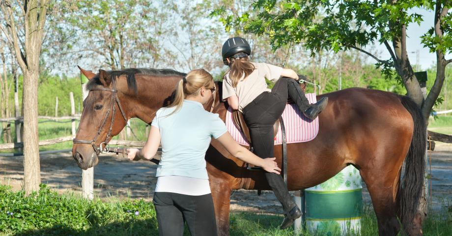 Horse riding for beginners in Prague