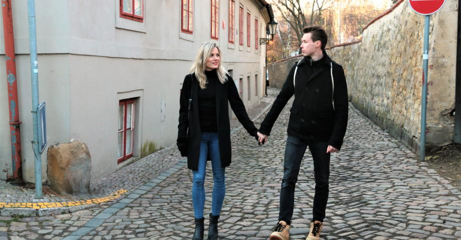 Prague romantic tour for a couple