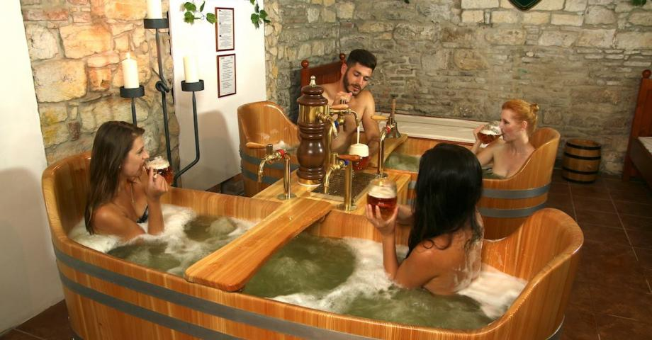 Bernard Beer Spa Prague Stepanska Activeczech Com