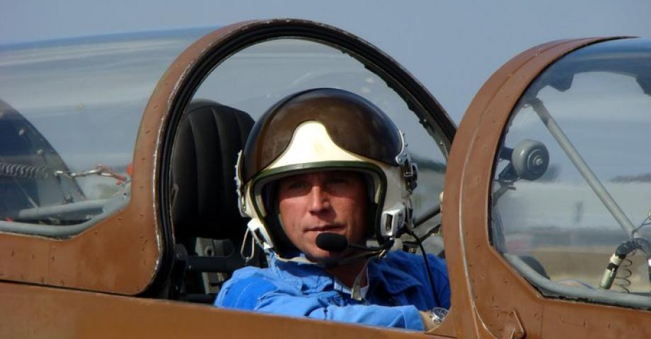 Fighter jet experience