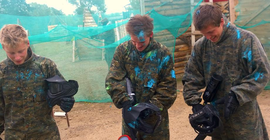 Paintball Prague