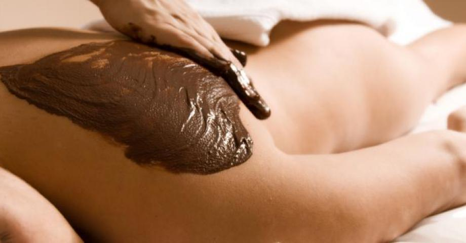 Chocolate massage Prague