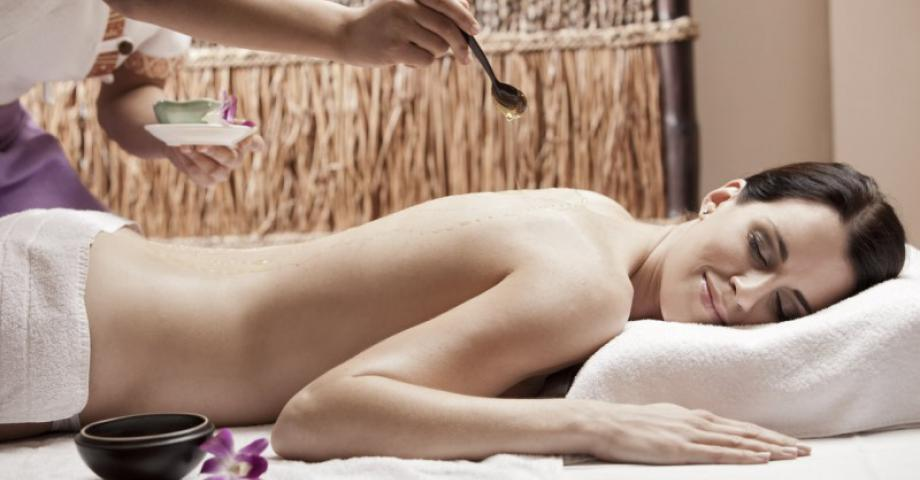 Aroma Thai massage Prague