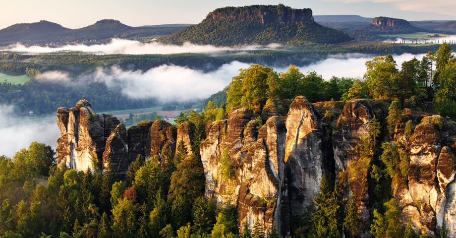 Bohemian Switzerland - Neurathen