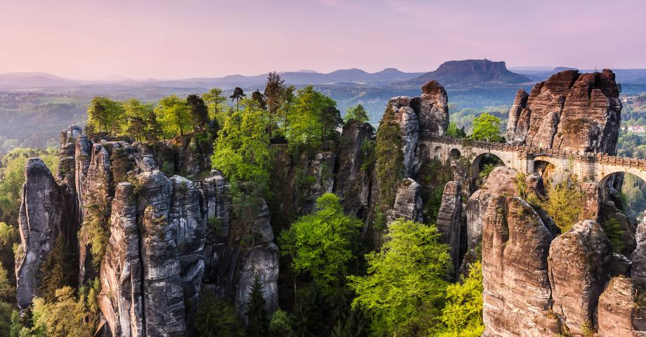 Bohemian Switzerland - Bastei